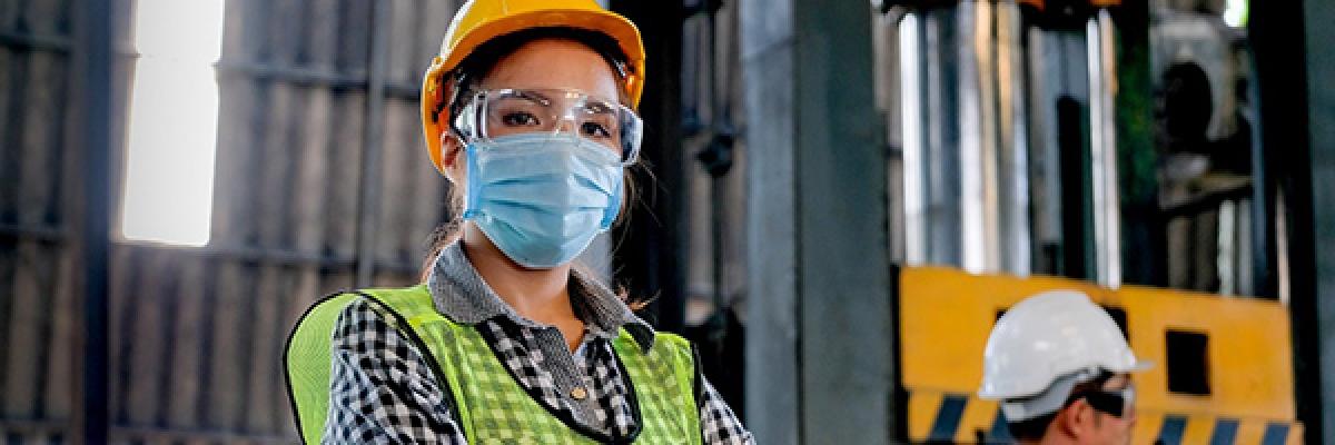 Coronavirus: il protocollo di sicurezza dei lavoratori aggiornato